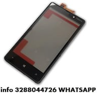 VETRO NOKIA LUMIA  [TL_HIDDEN] 0,610,900 TOUCH SCREEN FRAME Canosa di Puglia