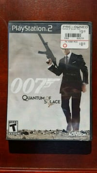 007 Quantum of Solace PS2 game Upper Darby, 19082