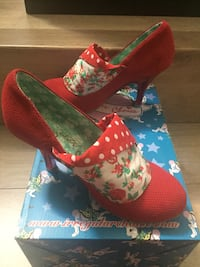 Escarpins Irregular Choice Flicker Flack 37 Neufs  Freneuse, 78840