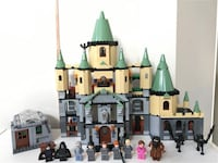 Lego Harry Potter Hogwarts Castle (Third Edition) #5378