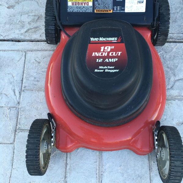 Used Black And Red Push Mower For Sale In Las Vegas Letgo