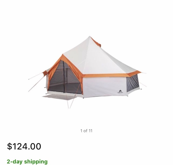 8 Person Tent