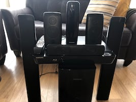 Home theater system(Samsung)