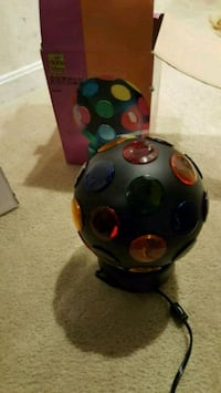 Disco lites rotating disco ball Lorton, 22079