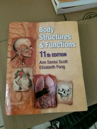 Body Structures and Functions textbook Chicago, 60618