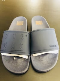 Brand New Men's Slides..SIZE 9