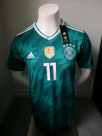 Brand new in tags Germany Away Jersey