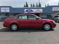 2006 Ford Five Hundred RED Vancouver, 98663