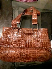 Croco Embossed  leather  New Orleans, 70114
