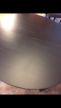Ikea table with extension seats 4, 6-8 with extension Woodbridge, 22193