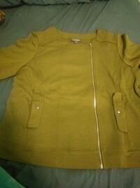 Brand New With Tags Ladies'Knit Jacket Size L Salt Lake City, 84106