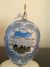 2009 friends of the white house ornament Fairfax Station, 22039