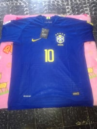 blue and red Nike jersey shirt Fairfax, 22030