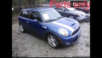 09 mini cooper S Turbo.  PARTS Mayfield Heights, 44124