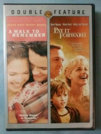 A walk to Remember/ Pay it Forward dvd double feature Glen Burnie
