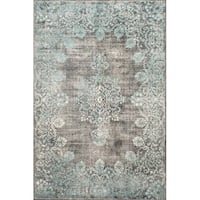 "Turquoise Blue/Grey/ Beige Area Rug- 3' by 5"" Richmond Hill, L4B"