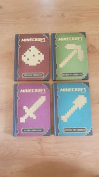 NEW Minecraft Book  Cambridge, N1P 1A8