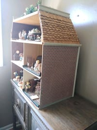 Doll house full with furniture Charlotte, 28273