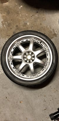 225/40 street tires for sale, rims size are 18 in Summerville, 29483