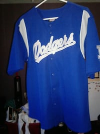 Dodgers Jersey men's large Downey, 90242
