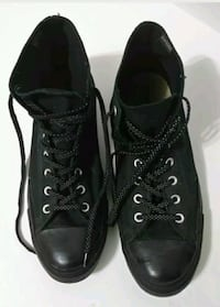 Converse All Star's High-Top Black Size 12 Grand Island, 68803