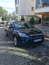 2010 Ford Focus 1.6 TDCI 90PS COLLECTION Atakum