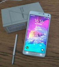 blanco Samsung Galaxy Note 4 El Vendrell, 43700