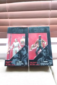 STAR WARS BLACK SERIES Hamilton, L0R 2H5