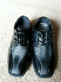 Worn once toddler boys dress shoes size 8m Seaford, 19973