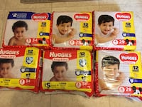 Huggies all sizes available  Vineland, 08360