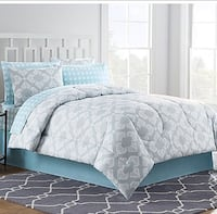 Brand new 6-pc. twin xl comforter set Toronto, M1B 5J4