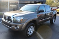 2011 Toyota Tacoma DoubleCab 4x4 Text Offers 865-250-8927 Knoxville, 37918
