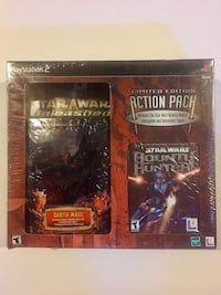 PS2 Bounty Hunter Action Pack with Star Wars Unleashed Darth Maul Action Figure Vaughan, L6A 3N9