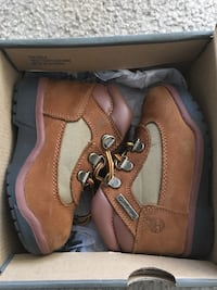 SWIPE LEFT USED BUT LIKE NEW TIMBERLAND TODDLER SIZE 9 FOR $15 SERIOUS BUYERS ONLY Washington, 20019
