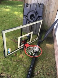 Basketball hoop great condition Glen Allen, 23060