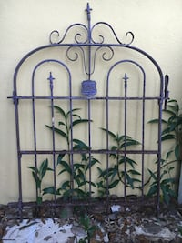 Wrought Iron Gate  Cape Coral, 33904