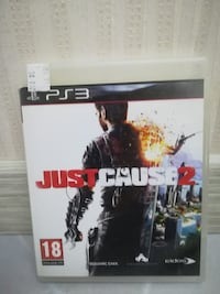 PS3 JUSTCAUSE2