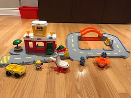 Fisher Price Airport toy set