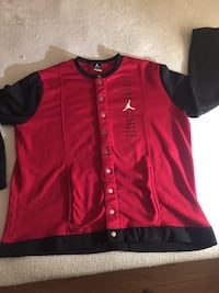 Nike air Jordan basketball jacket