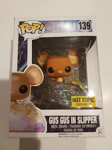 Funko Pop Gus Gus In Slipper