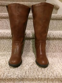 New 9 Women's Wide Calf Boots Woodbridge, 22193