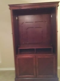 TV Cabinet with Storage Hideaway, 75771