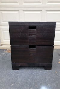 2 Drawer Nightstand Manassas