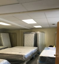 Mattresses on sale 50 to 80% off retail prices. Kings Queens $40 Down BOSTON