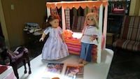 Two American Girl dolls with LOTS of stuff Jacksonville, 32225