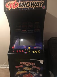 Midway Arcade Classic Series 1 Games: 12 in 1 System  Walkersville, 21793