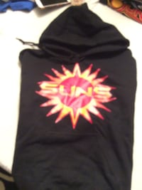 Black and red suns hooded shirt Greenville, 42345