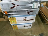 Ceiling fan with remote control Santa Ana, 92701