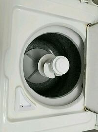 white front-load clothes washer Hagerstown, 21740
