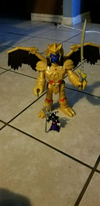 Power ranger's goldar and rita Moreno Valley, 92553